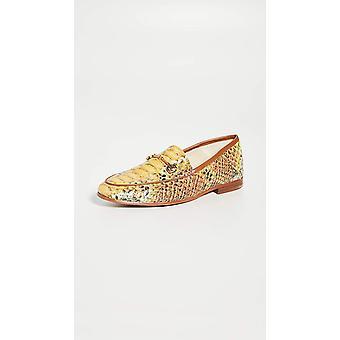 Sam Edelman Womens Loraine Leather Closed Toe Loafers