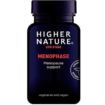 Higher Nature Menophase Vegetable Capsules 90 (MEP090)