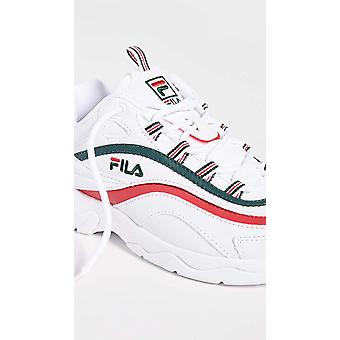 Fila Womens Ray low top Lace up mode sneakers