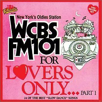 Wcbs Fm101 History of Rock - Wcbs Fm101 History of Rock: Vol. 1-for Lovers Only-History [CD] USA import