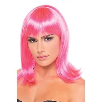 Doll Wig - Pink
