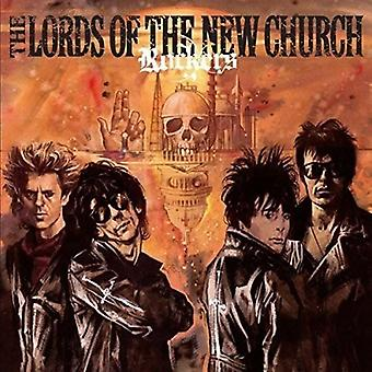 Lords of the New Church - Rockers [CD] USA import