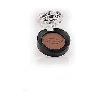 Warm Brown Ecological Eyeshadow 03 2,5 g (Maroon)