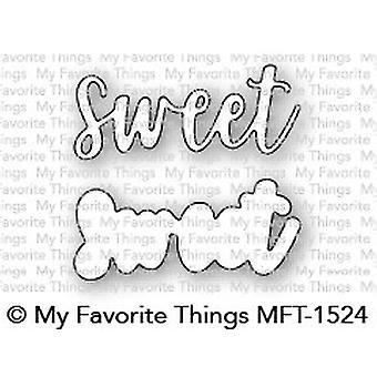 Meine Lieblings-Dinge Süße Die-Namics