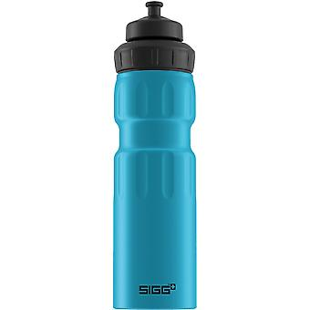 Sigg Wide Mouth 0.75L Sports Bottle - Blue Touch
