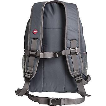 Trespass Unisex Neroli 28L School Walking Hiking Rucksack Backpack - Beetroot