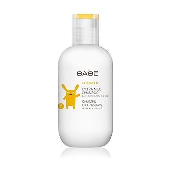 Pediatric cradle cap shampoo 200 ml of gel