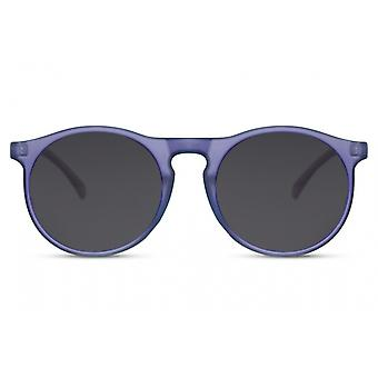 Sunglasses Unisex panto full-edged kat. 3 violet/black