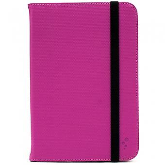 UNIVERSAL M-EDGE FOLIO PLUS 7IN TO 8IN TABLET - PINK/BLACK