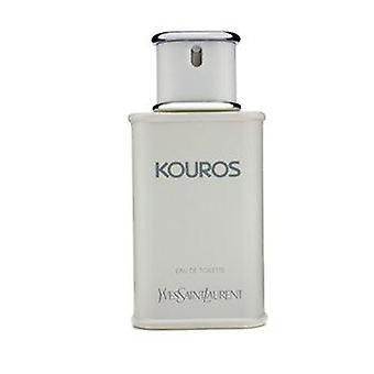 Kouros Eau De Toilette Spray 100ml or 3.3oz