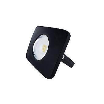 LED Floodlight 20W 4000K 2000lm Matt Black IP65