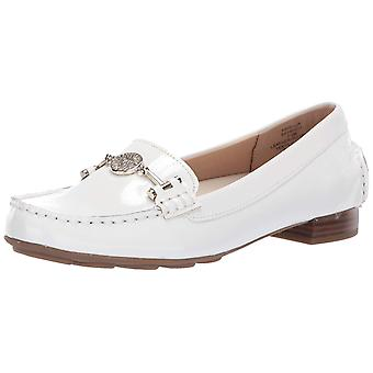 Anne Klein Womens Hulia Closed Toe Loafers