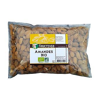 Organic Shelled Almonds 1 kg