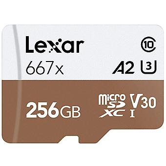 Lexar Professional 667x microSDXC UHS-I Card 256GB