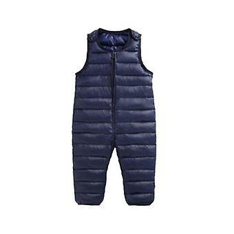 Children's Pants For Girls Leggings- Cotton Warm Winter Trousers Boys Pants- Waterproof Kids Pant Outwear Baby Overalls