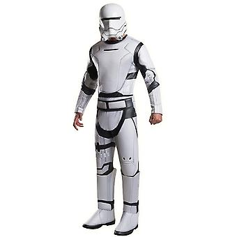 Disney Halloween Fancy Dress Costume Adult Unisex - Star Wars - Flame Trooper