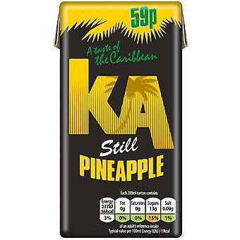 KA Still Ananas Juice Drink 288ml x27 PM