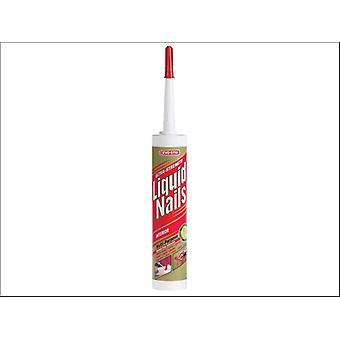 Vallance 4081 Evo-Stik Liquid Nails Solvent Free 295ml