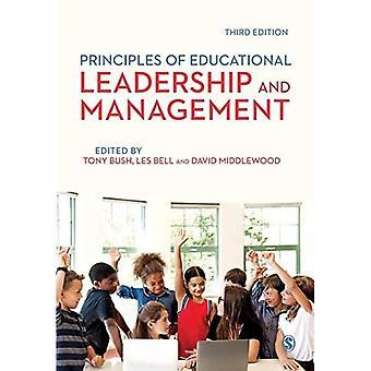 Principes van educatief leiderschap en management
