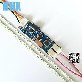 LED Hintergrundbeleuchtung Streifen Kit für Update Ccfl Lcd Bildschirm zu LED Mo Neu