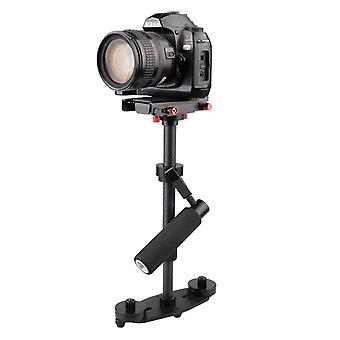 DEBO KS-F2 Camera Steadicam Handheld Stabilizer for Camcorder DV Video Camera DSLR(Black)