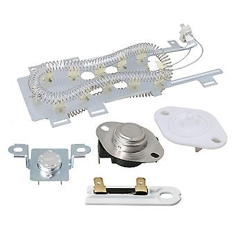 WP3392519 Essiccatore Kit fusibile termico Elemento riscaldante 8544771 per parti essiccatore