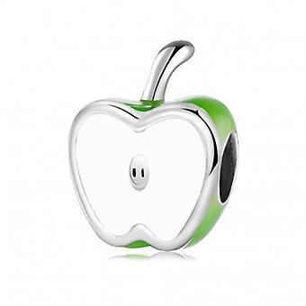 Zilveren Bedel Groene Appel - 6899
