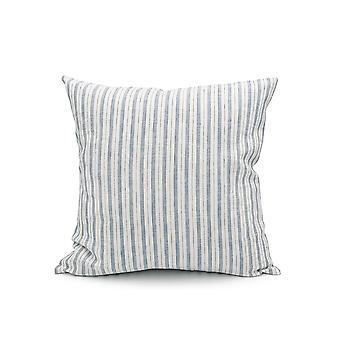 Linen Stripe Pillow Cover