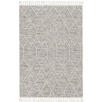 "WIL 1102 3'3""X 4'11"" / Ivory Grey rug"