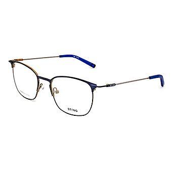Unisex' Briller ramme Sting VST1665108KA (ø 51 mm)