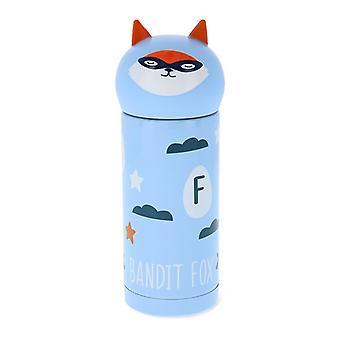 Pallone thermos da viaggio Quid Little Fox Go Hero Acciaio inossidabile 0,25 L