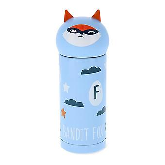 Reis thermosfles Quid Little Fox Go Hero Roestvrij staal 0