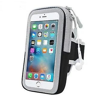 Sports Running Armband Impermeable Teléfonos Móviles Titular Brassard