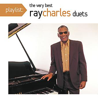 Ray Charles - Playlist: The Very Best of Ray Charles [CD] USA import