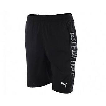 "Puma NightCat 9"" DryCell Reflectorizant Mens Fitness Training Pantaloni scurți 514359 01 R7D"