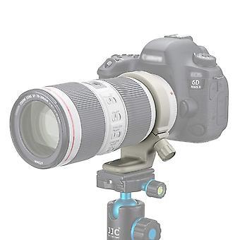 Jjc statief mount ring voor canon ef 70-200mm f/4l is ii usm, ef 70-200mm f/4l en ef 70-200mm f/4l is