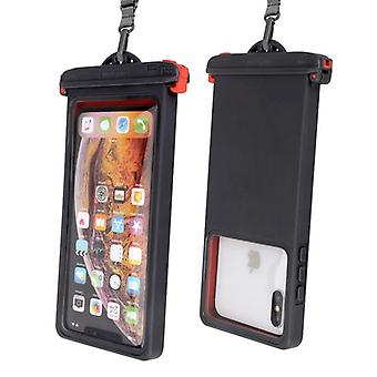 Anti-falling Waterproof Mobile Phone Bag Swimming Skiing Phone Case Holder