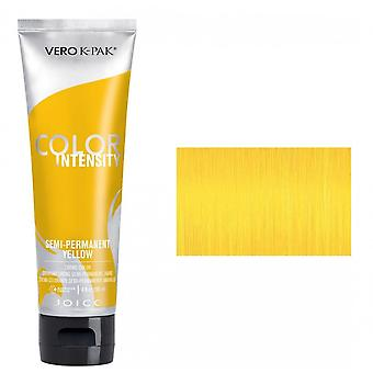 Joico Color Intensity Semi Permanent Hair Colour - Yellow