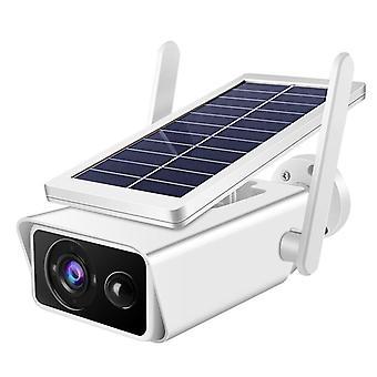 2MP Wifi 1080P Câmera IP de energia solar CCTV Segurança Visão Noturna ao ar livre