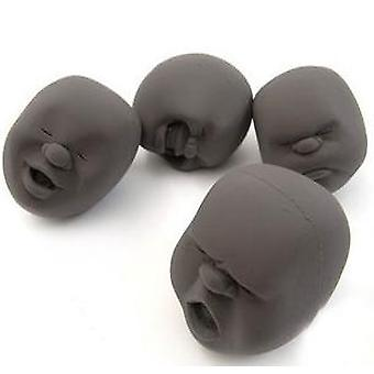 Decompression Product Personality Vent Four Expressions Of Human Head Toys