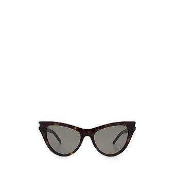Saint Laurent SL 425 havana female sunglasses