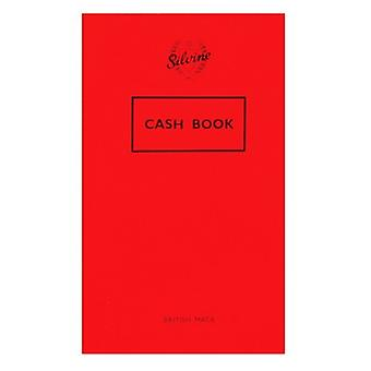 Silvine Single Memo Cash 36 Sheets Notebook (Pack Of 24)