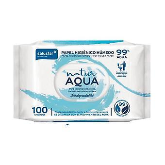 Natur Aqua Toilet Towel 100 units