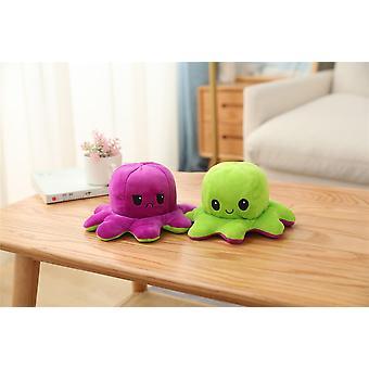 20cm Flip Octopus Doll Flip Octopus Doll Cute Octopus Table Toy