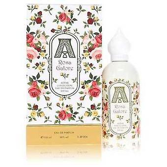 Rosa Galore By Attar Collection Eau De Parfum Spray 3.4 Oz (women) V728-553928