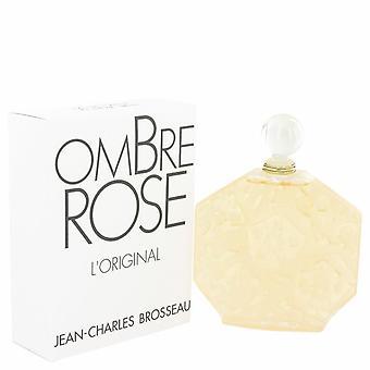 Ombre Rose Eau De Toilette By Brosseau 6 oz Eau De Toilette