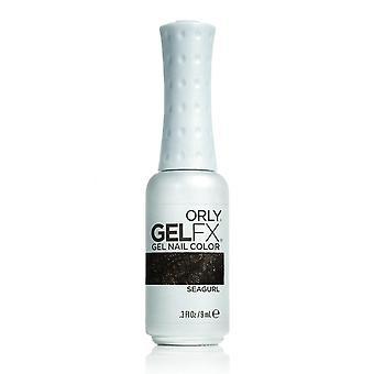 Orly Gel FX Nail Polish - Seagurl