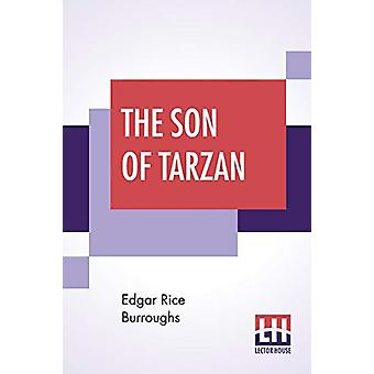 The Son Of Tarzan by Edgar Rice Burroughs - 9789353429188 Book