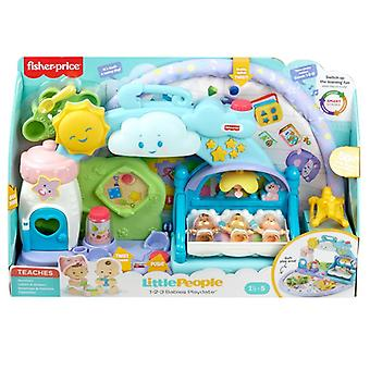Fisher-price little people 1-2-3 babies playdate play set