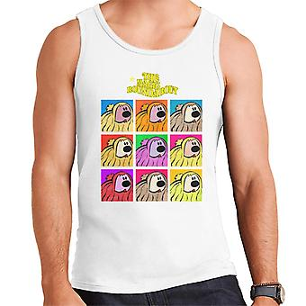 The Magic Roundabout Dougal Pop Art Men's Vest
